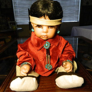 Navajo_Boy_Porcelain_Doll